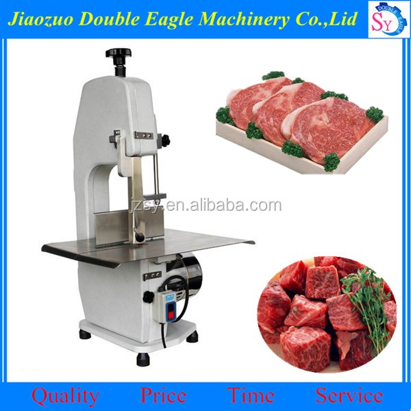 Electric frozen meat bone cutting saw /meat circular saw for sale