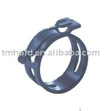 space save spring band hose clamp