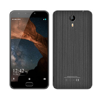 Dual Side Glass 5.5inch HD MTK6750 Octa Core Anddroid Cell Phone
