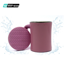 400ml Stainless Steel Vacuum Insulated Coffee Mug Double Wall Metal Travel Mug Milk Coffee Shake Thermo Cup