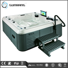 China manufacture hydro cold hot tub spa for 5 persons