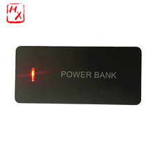 Upgrade perfume power bank 5200mah with two li-ion battery