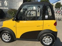 small RHD LHD electric car GPS battery electric vehicle new design cheap price