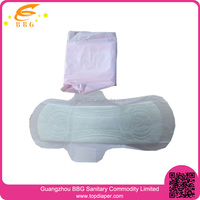 Hot-sale China Manufacturer Female-use Brand Sanitary Napkin