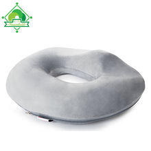 Relieves Tailbone Pressure Donut Ring Cushion, Contoured Premium Comfort Donut Pillow, Donut Pillow for Tailbone Pain