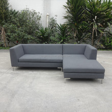 indoor rattan sectional sofa reproduction furniture // charles large sofa