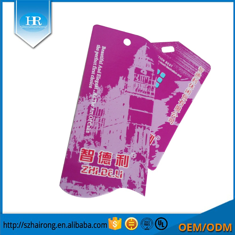 New Product Hang Tag For Bag