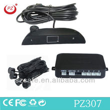 new car accessories products ultrasonic reverse parking sensor ,loudspeaker visible