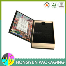 Hot sale 2016 new style factory price paper gift box packaging