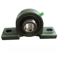 Factory cheap price eco-friendly double row ball bearing pillow block