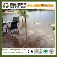 2017 New Product Wood Plastic Composite