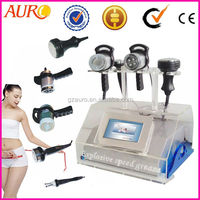 AURO 46 BIO radio frequency Cavitation RF anti cellulite vacuum body shaping device