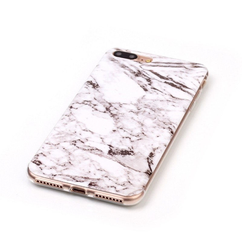 Free shipping Marble pattern cell phone case for iPhone7 plus mobile <strong>accessories</strong> Soft TPU Bumper cover case for iPhone6/7