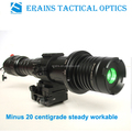 Subzero Laser Beam Adjustable Night Vision Solution of 40-50MW Green Laser Designator illuminator Flashlight