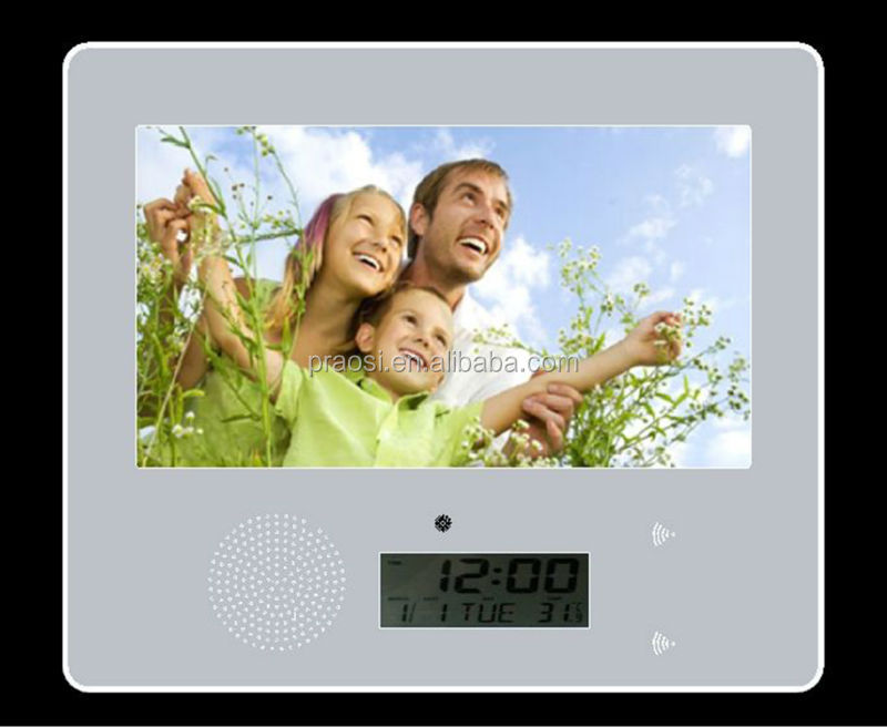 Multifunction 10 Motion Sensor Wifi Touch Screen Digital