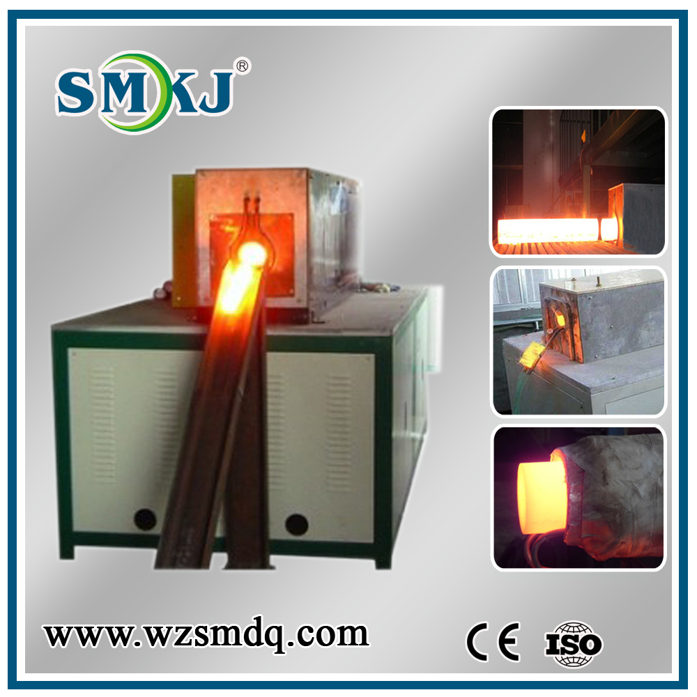 Electric Metal Induction heating Furnace/machine for Forging