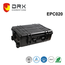 DRX EPC020 Ningbo everest plastic tool case with wheels