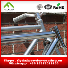 Bicycle Powder Coating <strong>Paint</strong> /antique powder coating/mirror chrome powder coating