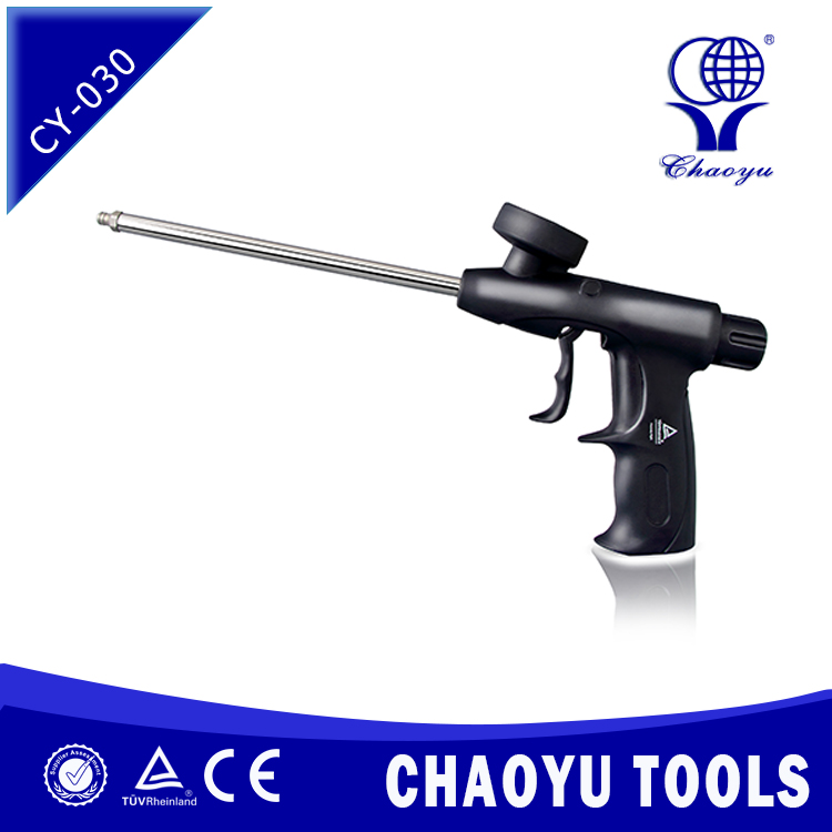 Hand Tool para manual powder gun for building constrcution tools and equipment CY-030 foam gun