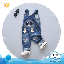JS-175G Cheap fancy baby pants baby frocks boy shorts pictures of jeans pants wholesale kids jeans