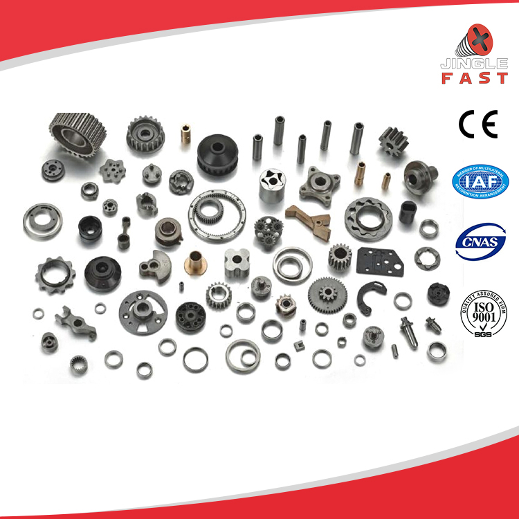 CNC MACHINING PARTS Powder Metallurgy for auto parts