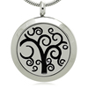 Custom Design 316L Stainless Steel Aromatherapy Essential Oil Diffuser Pendant Jewelry Wholesale
