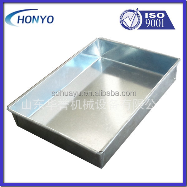 stainless steel meat tray/slaughterhouse/plate