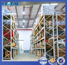 Selective Pallet Racking for heavy duty storage in warehouse