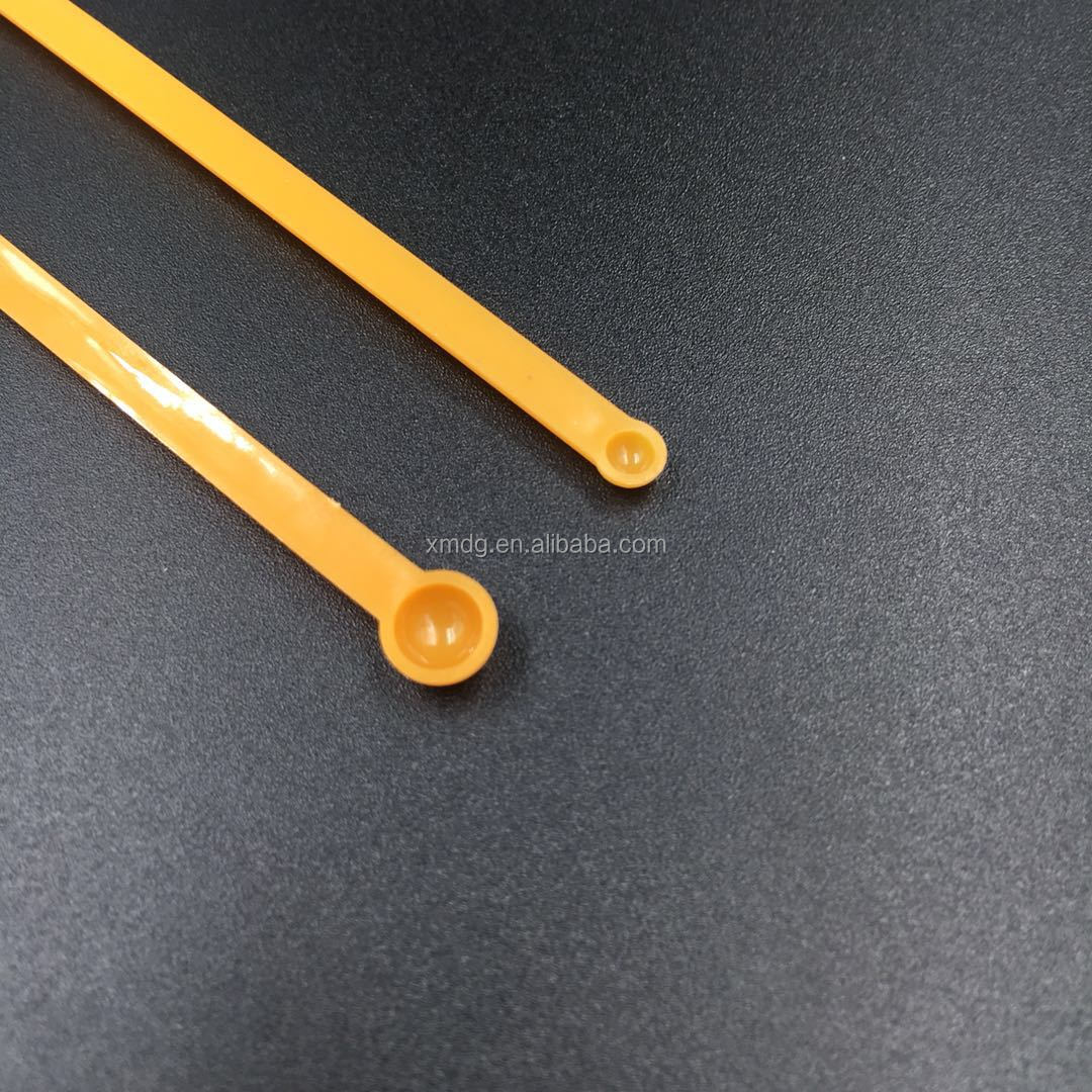 hot sale double side plastic measuring microscoop