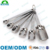 Durable heavy duty 13-piece stainless steel measuring cups and spoons set