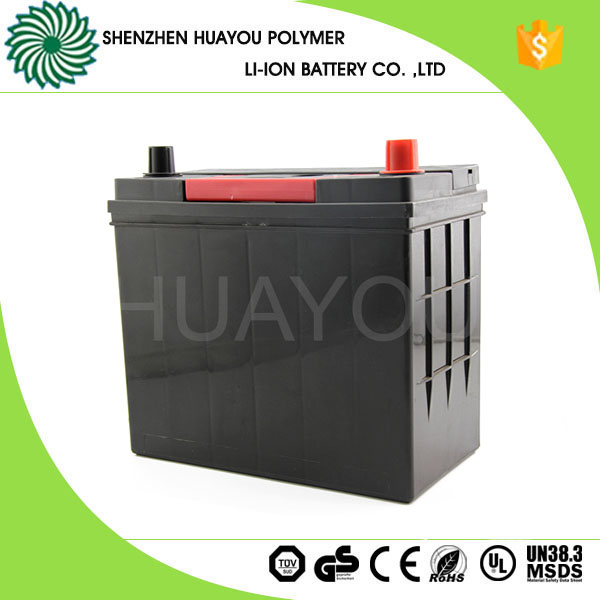 Rechargeable Lifepo4 12V 100Ah Deep Cycle Lithium ion Battery for Club Car
