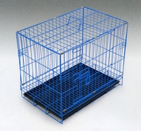 High Quality Welded Wire Mesh Folding Pet Crate