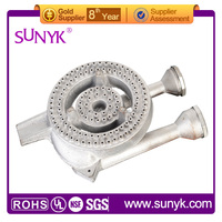 gas bbq burner parts for bakery oven in dubai