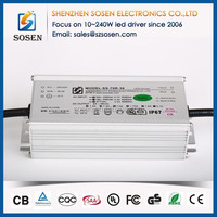 70w signal-circuit constant current led driver