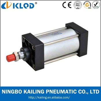 SC series of standard pneumatic cylinder
