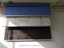 roller blinds, home black out fabric
