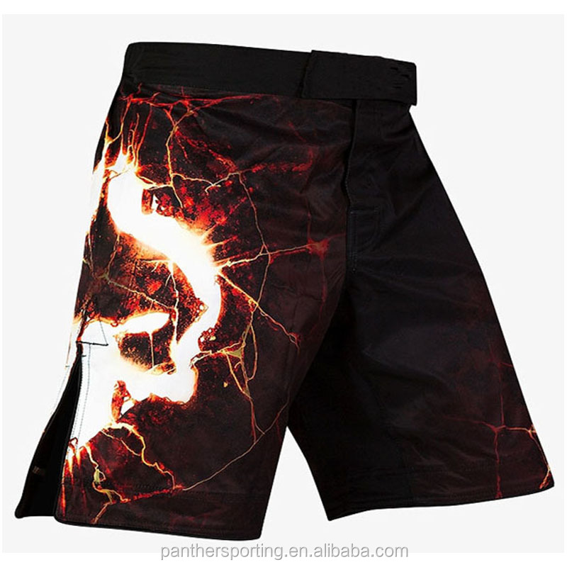 Blank mma shorts wholesale and Custom mma shorts,Muay thai shorts