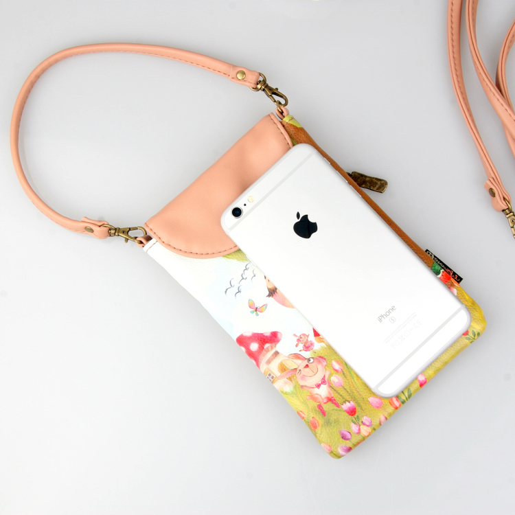 Low Price Of Fashionable mobile phone pouch