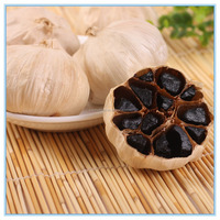 Organic Chinese Fermented Black Garlic for Sale