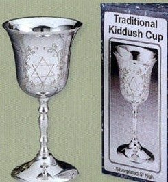 Kiddush (Communion) Cup