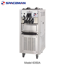 Spaceman countertop soft ice cream machine slush 6350A