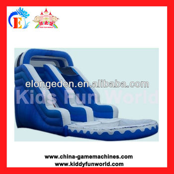 New style high quality cheap inflatable water slide clearance