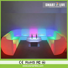 Colorful LED Glow Hair For Party Decoration Accessories, Plastic Fiber Optic LED Glow Hair For Souvenir Gifts
