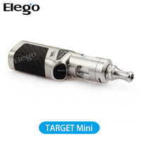 Alibaba China 2016 Hottest Selling E cig Vaporesso TARGET Mini TC Starter Kit with CCell Coil for TARGET Mini