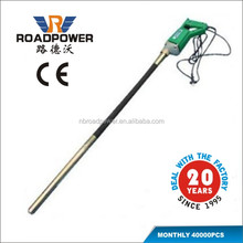 handheld concrete vibrator shaft in length 1m/1.5m/2m