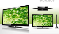2014 the best super slim lcd tv 39 inch ultra hd consumer electronic with Private Mould television