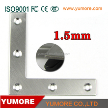 vertical support popular design galvanized custom small l angle brace wall mounted bracket