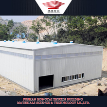 Low-cost Mobile Ttemporary Steel Structure Pprefab Warehouse