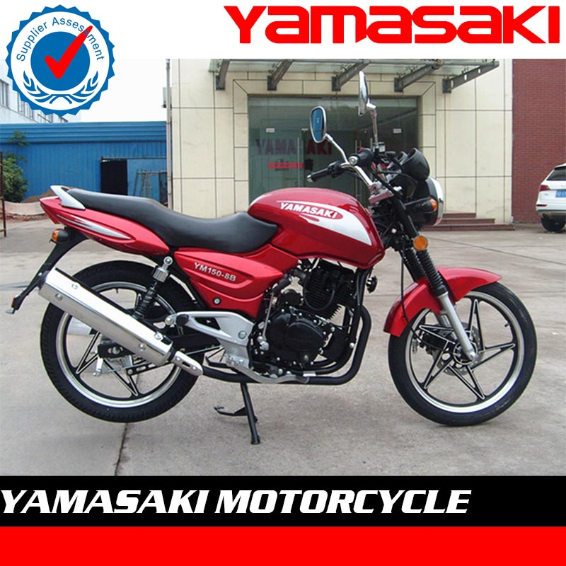 Chinese factory supply 150cc durable street motorcycle
