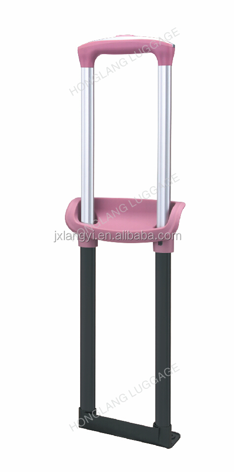 Metal detachabel trolley Luggage Handle Parts